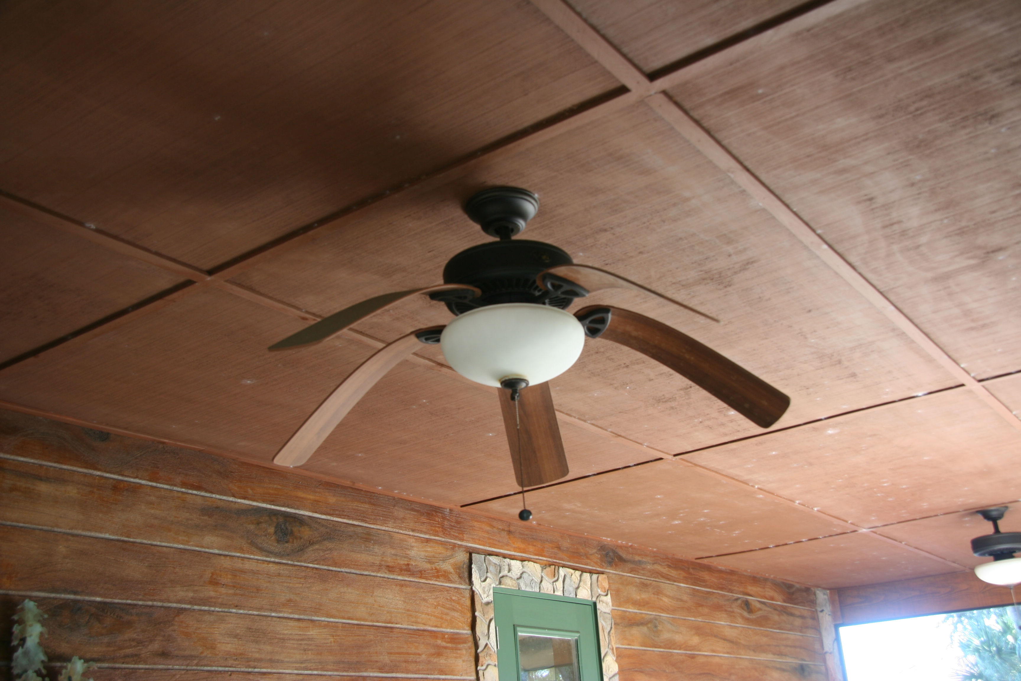 No More Drooping Fan Blades Tom Kibbe Tgo Nature Center
