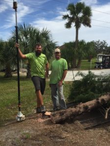 TGO Nature Center, Nature, The Great Outdoors, Titusville, Florida, TGO, Company, Support, Sponsor, Charles King, C.G. King Landscaping, Donation